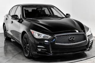 Used 2014 Infiniti Q50 PREMIUM AWD CUIR TOIT MAGS for sale in Île-Perrot, QC