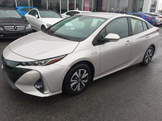Used 2017 Toyota Prius Prime Tech for sale in St-Eustache, QC