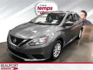 Used 2017 Nissan Sentra 1.8 SV CVT ***15 000 KM + TOIT OUVRANT** for sale in Beauport, QC