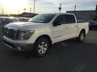 Used 2018 Nissan Titan SV CABINE DOUBLE 4X4 ***20 000 KM*** for sale in Beauport, QC