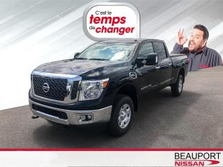 Used 2018 Nissan Titan XD SV CABINE DOUBLE 4X4 ***36 400 KM*** for sale in Beauport, QC