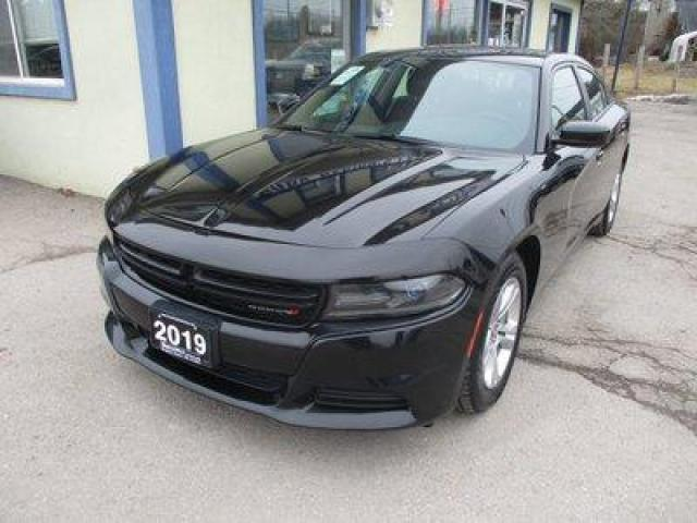 2019 Dodge Charger LIKE NEW SXT EDITION 5 PASSENGER 3.6L - V6.. FACTORY WARRANTY.. TOUCH SCREEN.. BLUETOOTH SYSTEM.. BACK-UP CAMERA.. KEYLESS ENTRY & START..