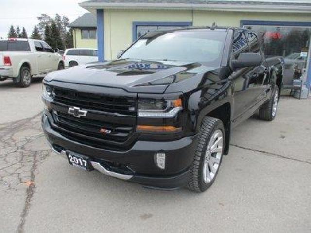 2017 Chevrolet Silverado 1500 LIKE NEW LT EDITION 5 PASSENGER 5.3L - V8.. 4X4.. QUAD-CAB.. SHORTY.. HEATED SEATS.. BACK-UP CAMERA.. BLUETOOTH SYSTEM.. KEYLESS ENTRY..