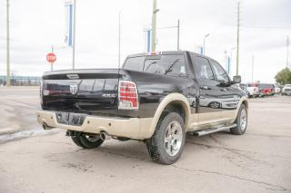 Used 2012 RAM 1500 LEATHER/SUNROOF/REAR CAMERA Laramie Longhorn for sale in Concord, ON
