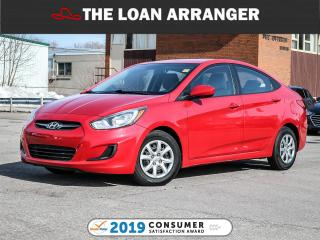Used 2014 Hyundai Accent for sale in Barrie, ON