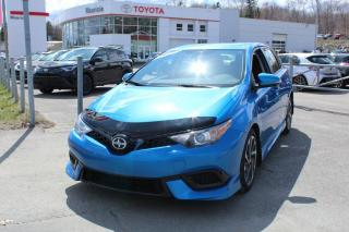 Used 2016 Scion iM Hayon 4 portes CVT for sale in Shawinigan, QC