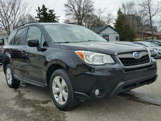Used 2016 Subaru Forester 5dr Wgn CVT 2.5i Convenience for sale in Waterloo, ON