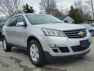 Used 2014 Chevrolet Traverse FWD 4DR 1LT for sale in Waterloo, ON
