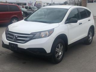 Used 2012 Honda CR-V AWD 5dr LX for sale in Caledon, ON