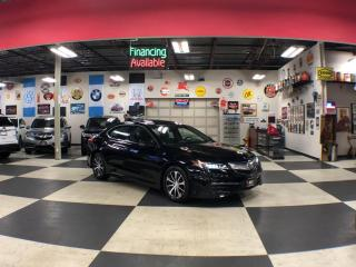 Used 2016 Acura TLX ASPEC AUT0 NAVI LEATHER P/START SUNROOF CAMERA for sale in North York, ON