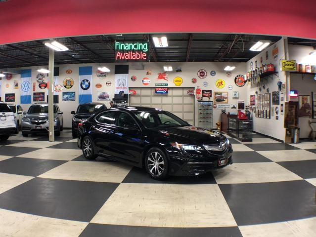 2016 Acura TLX ASPEC AUT0 NAVI LEATHER P/START SUNROOF CAMERA