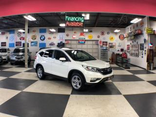 Used 2015 Honda CR-V EX-L AUT0 AWD CAMERA LEATHER SUNROOF 116K for sale in North York, ON