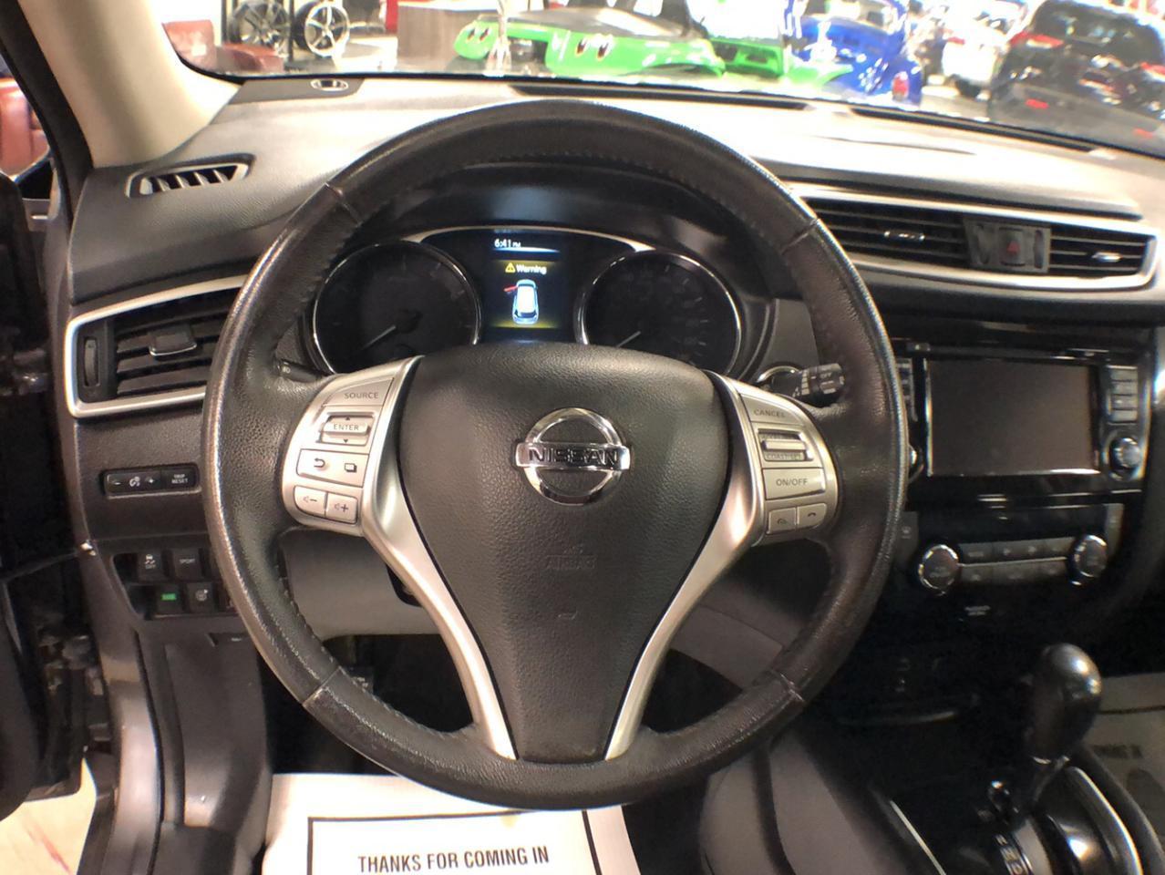 2016 Nissan Rogue