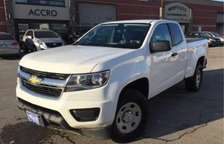 Used 2015 Chevrolet Colorado 2WD Ext Cab 128.3