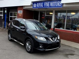 Used 2015 Nissan Rogue SLPlatinumAwd,Navi,BlindSpot,PanoRoof,Leather,PowerTrunk,BoseSound,ExtraClean,Warranty for sale in Toronto, ON