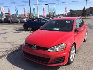 Used 2015 Volkswagen Golf GTI WOW 3 portes, automatique, superbe! a VOIR! for sale in Gatineau, QC