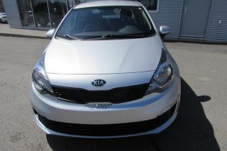 Used 2016 Kia Rio Berline 4p automatique LX+ ECO for sale in Montmagny, QC