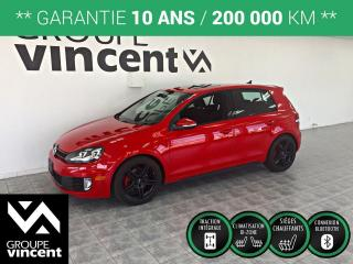 Used 2012 Volkswagen Golf GTI ** GARANTIE 10 ANS ** Sportive! for sale in Shawinigan, QC