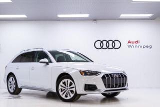 New 2020 Audi A4 Allroad Technik for sale in Winnipeg, MB