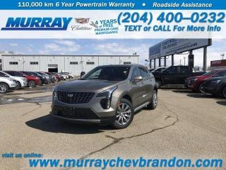 New 2020 Cadillac XT4 AWD Premium Luxury for sale in Brandon, MB