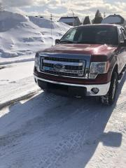 Used 2014 Ford F-150 CREW XLT for sale in Roberval, QC
