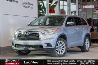 Used 2016 Toyota Highlander LE V6 AWD for sale in Lachine, QC