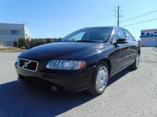 Used 2007 Volvo S60 ****AUTOMATIQUE*****TRES PROPRE***** for sale in St-Eustache, QC