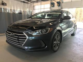 Used 2017 Hyundai Elantra **GL*SIEGES CHAUFFANTS*CAMERA RECUL** 3 MOIS SANS PAIEMENT EN FINANCEMENT ! for sale in Val-d'Or, QC