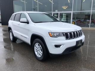 Used 2020 Jeep Grand Cherokee LAREDO 4x4 for sale in Ingersoll, ON
