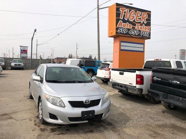 2009 Toyota Corolla CE**NEEDS CLUTCH**RUNS WELL**AS IS SPECIAL