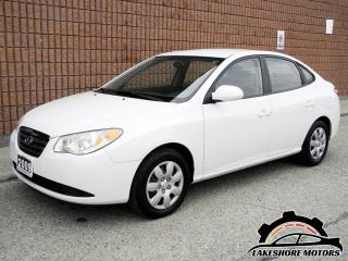 Used 2009 Hyundai Elantra GL || CERTIFIED || LOW KMS for sale in Waterloo, ON
