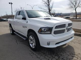 Used 2014 RAM 1500 4WD Quad Cab Sport for sale in Châteauguay, QC