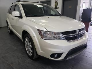 Used 2014 Dodge Journey Limited TOIT OUVRENT  7 PASS for sale in Châteauguay, QC