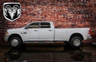 Used 2016 RAM 3500 Longhorn for sale in Red Deer, AB