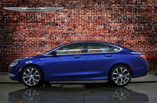 Used 2015 Chrysler 200 C for sale in Red Deer, AB