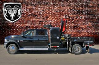 Used 2018 RAM 5500 Chassis SLT for sale in Red Deer, AB