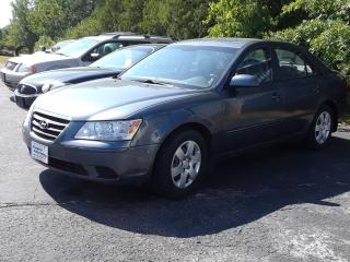 Used 2010 Hyundai Sonata GL for sale in Welland, ON