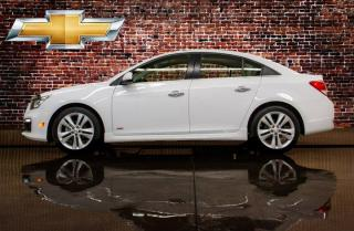 Used 2016 Chevrolet Cruze Limited LTZ for sale in Red Deer, AB