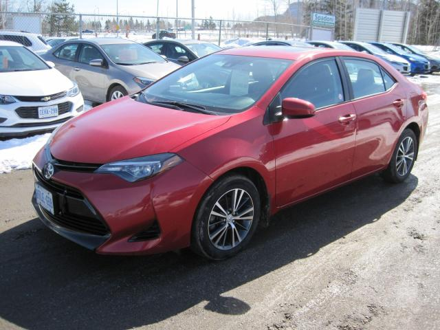 2018 Toyota Corolla LE Plus