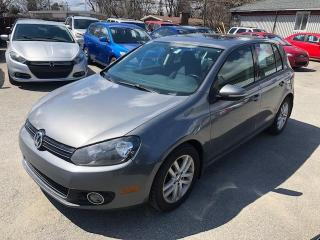 Used 2011 Volkswagen Golf TDI for sale in Laval, QC