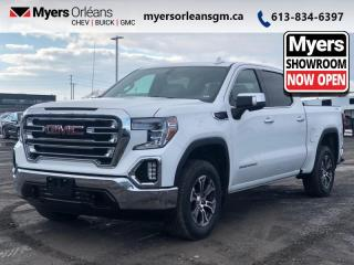 New 2020 GMC Sierra 1500 SLT  - Leather Seats - Heated Seats for sale in Orleans, ON