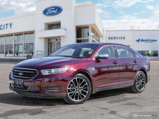 Used 2019 Ford Taurus LIMITED for sale in Winnipeg, MB