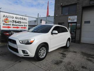 Used 2011 Mitsubishi RVR 4 roues motrices 4 portes CVT SE for sale in Montréal, QC
