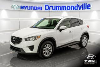 Used 2014 Mazda CX-5 GX + GARANTIE + MAGS + A/C + WOW !! for sale in Drummondville, QC