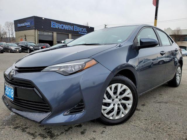 2018 Toyota Corolla LE, LOCAL, NO ACCIDENTS
