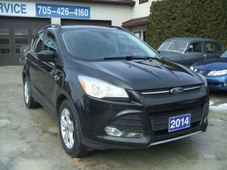 Used 2014 Ford Escape SE for sale in Beaverton, ON