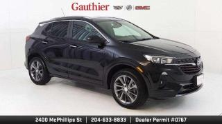 New 2020 Buick Encore GX Select for sale in Winnipeg, MB