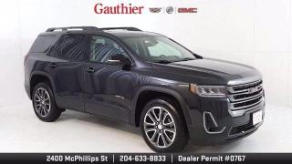 New 2020 GMC Acadia AT4 for sale in Winnipeg, MB