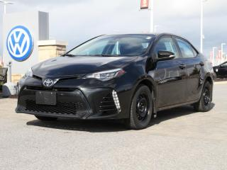 Used 2017 Toyota Corolla SE  - Leather Seats -  Heated Seats for sale in Kanata, ON