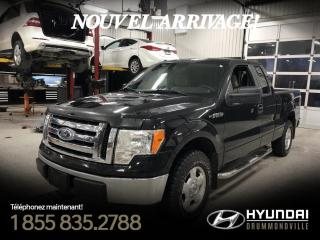 Used 2010 Ford F-150 XLT + 123 502 KM + GARANTIE + WOW !! for sale in Drummondville, QC